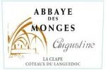 Abbaye des Monges Cuvee Augustine Blanc