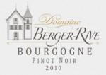 Berger-Rive Pinot Noir