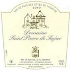 Domaine St.Pierre de Serjac Blanc