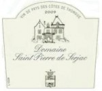 Domaine St.Pierre de Serjac Rouge